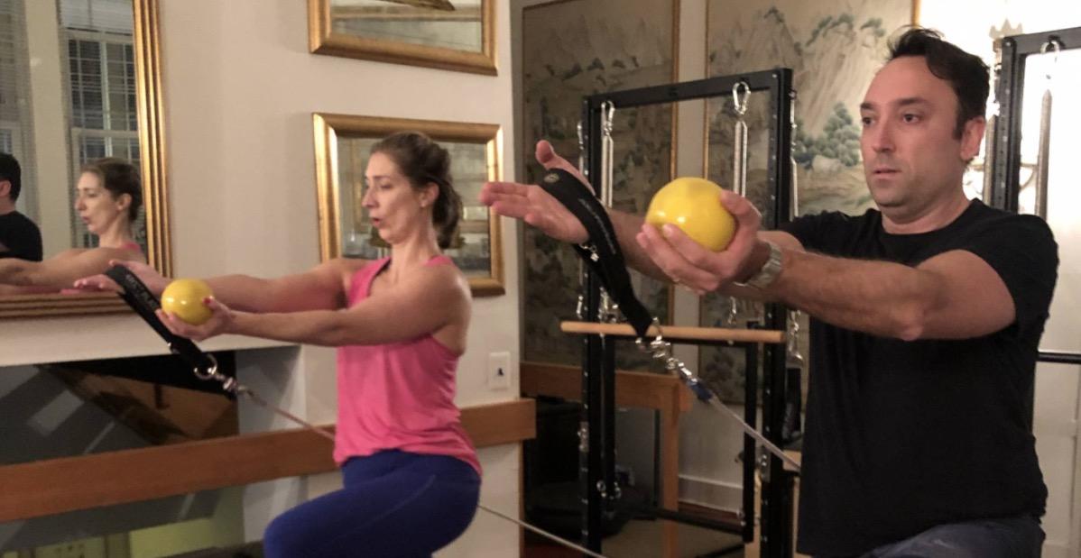 Reformer Pilates Philadelphia