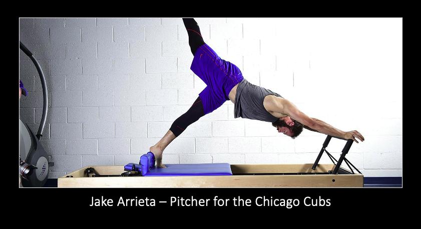 Jake Arrieta Reformer Workout