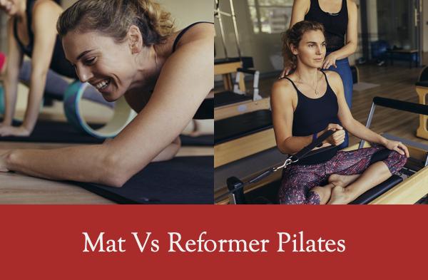 Mat vs Reformer Pilates