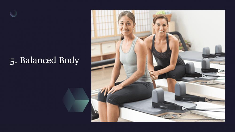 Balanced Body Certification