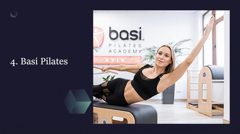Basi Pilates Certification