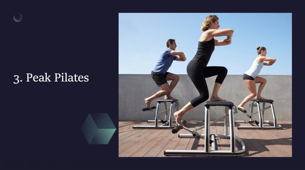 Peak Pilates Certification