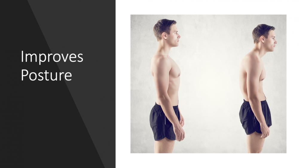 Pilates Improves Posture