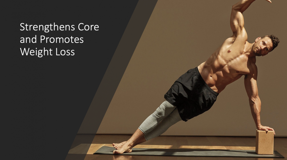 Pilates Strengthens Core and Promotes Weight Loss