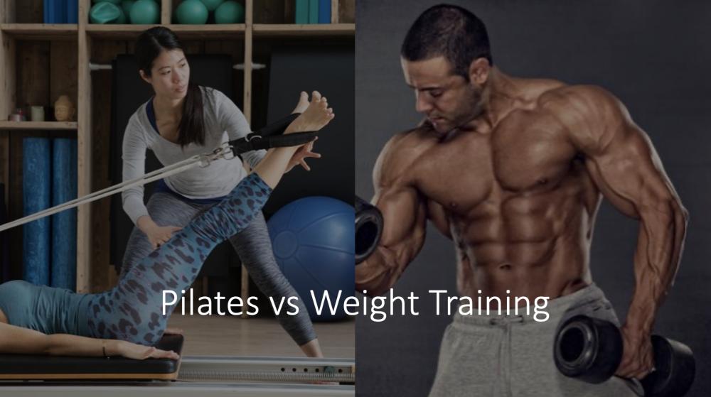 Pilates vs Weight Training