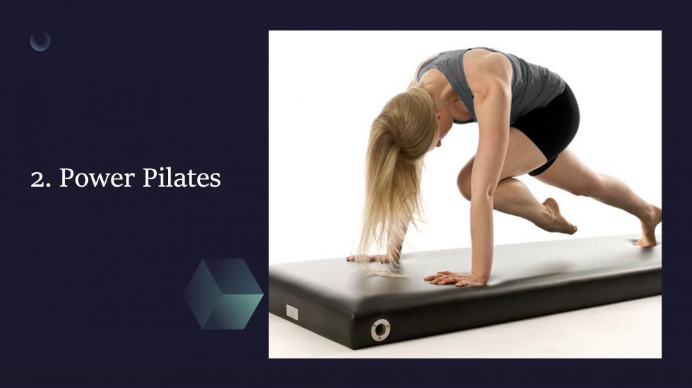 Power Pilates Certification