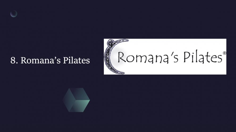 Romana's Pilates Certification