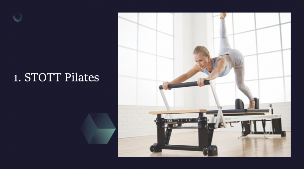 STOTT Pilates Certification Program