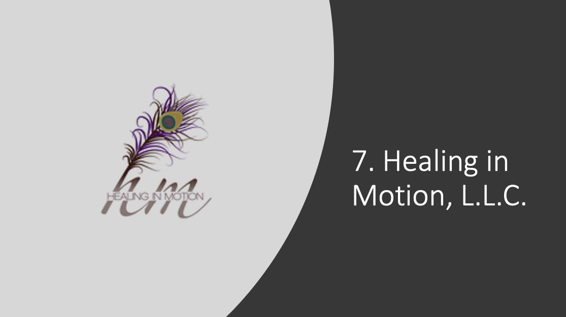 Healing in Motion, L.L.C.