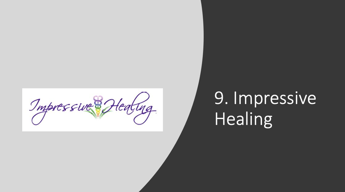 Impressive Healing