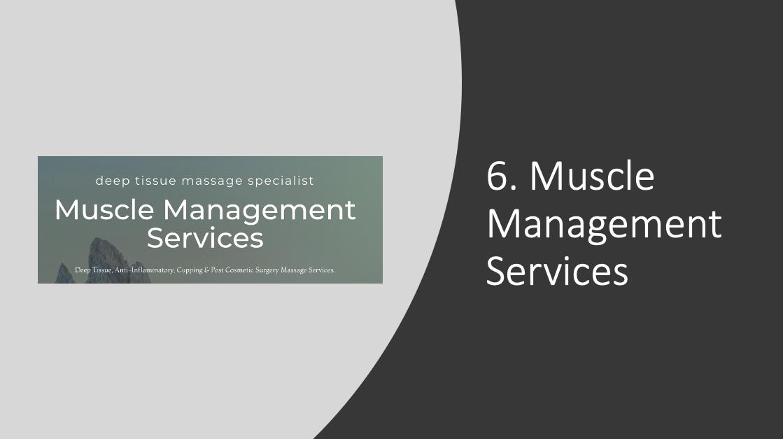 Muscle Management Services