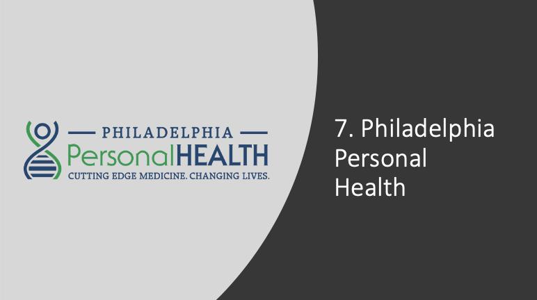 Philadelphia Personal Health