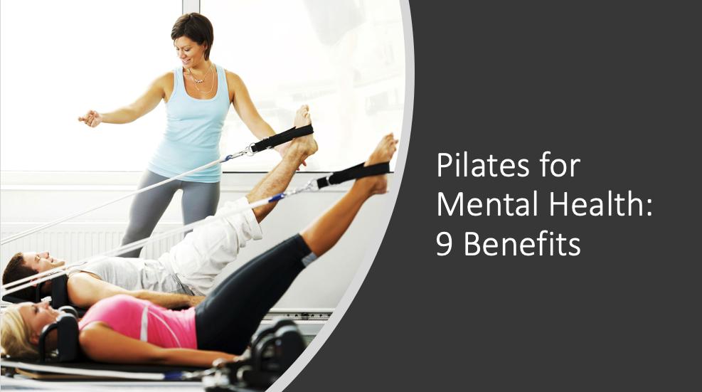 Pilates for Mental Health
