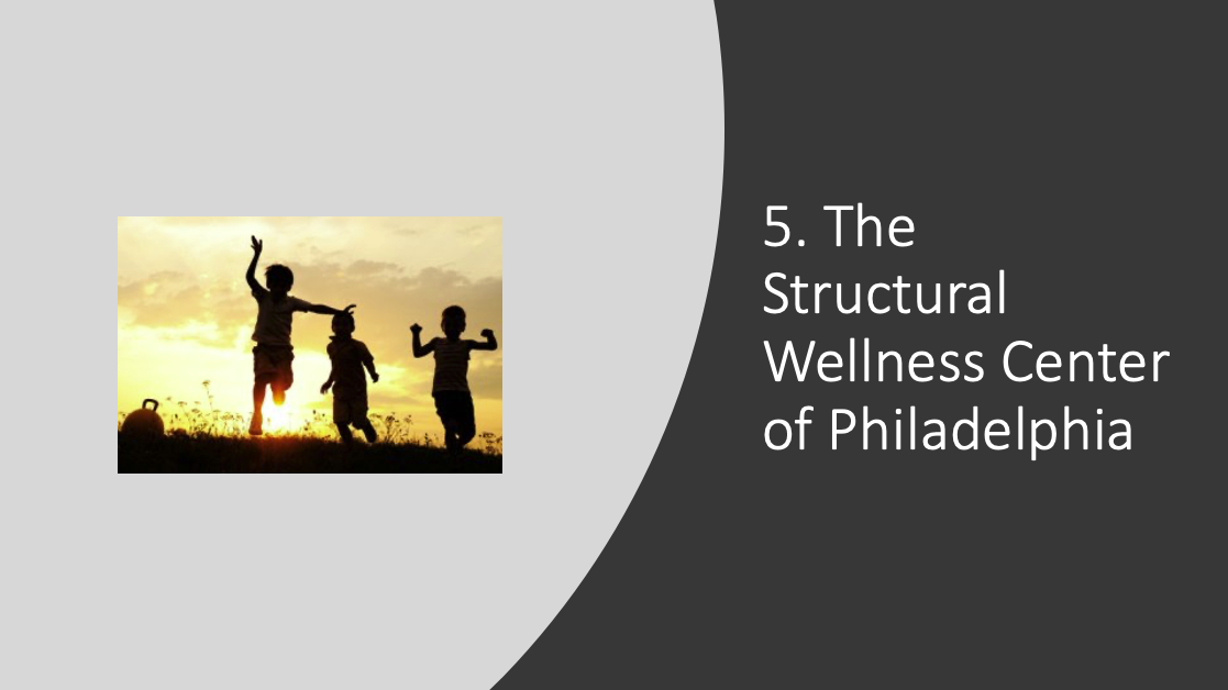 The Structural Wellness Center of Philadelphia