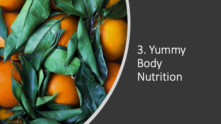 Yummy Body Nutrition