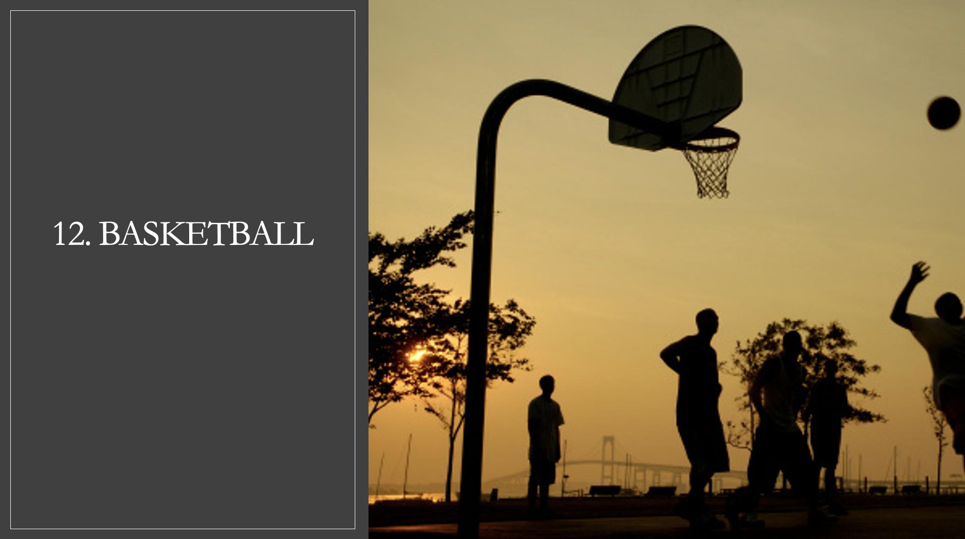 Basketball in Philadelphia