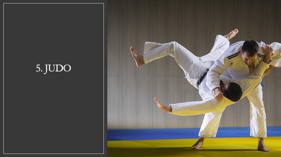 Judo in Philadelphia