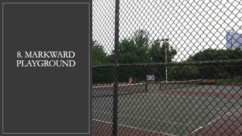 Markward Playground Tennis Courts
