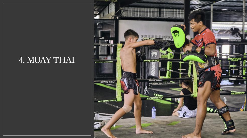 Muay Thai in Philadelphia
