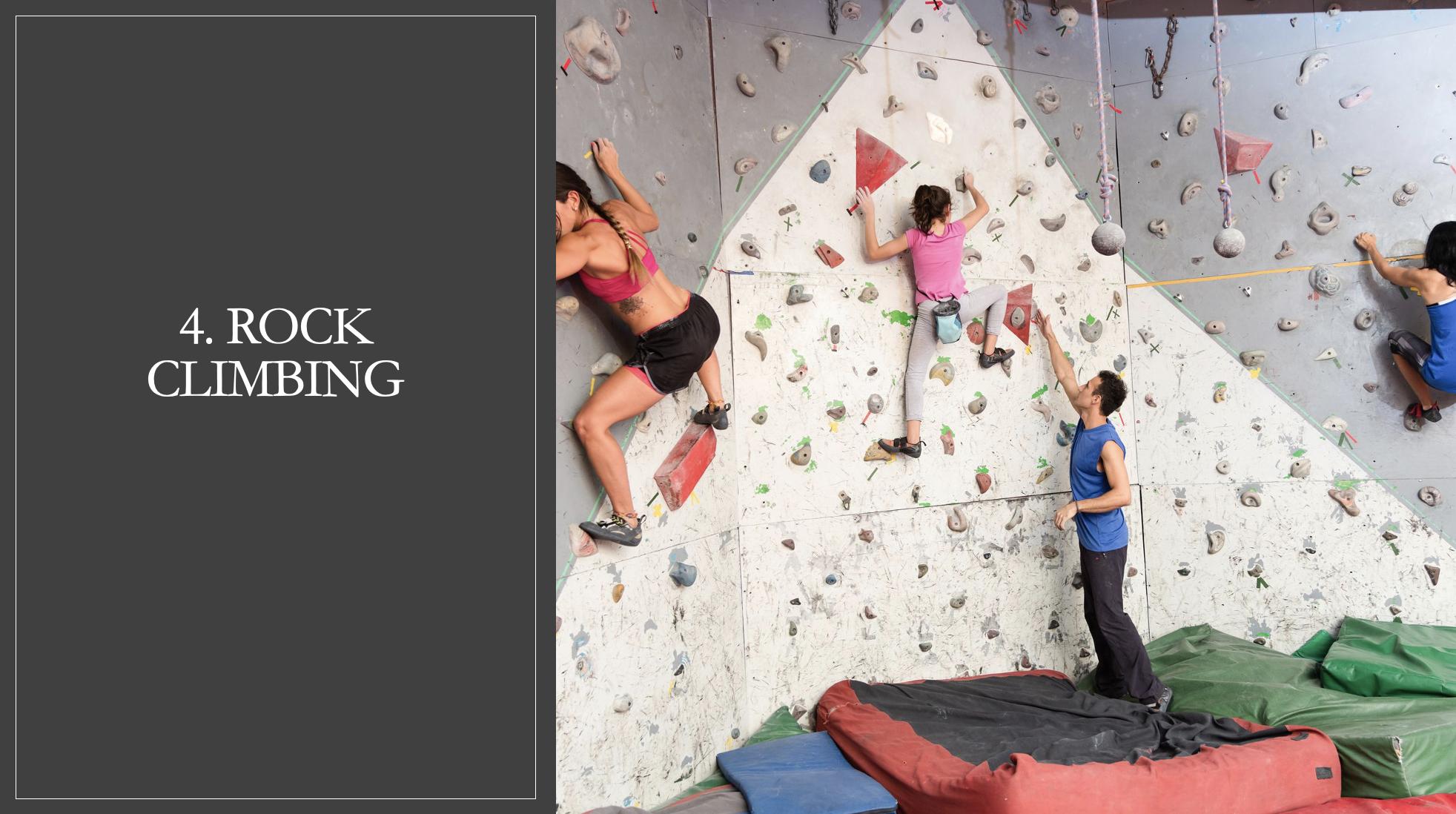 Rock Climbing in Philadelphia