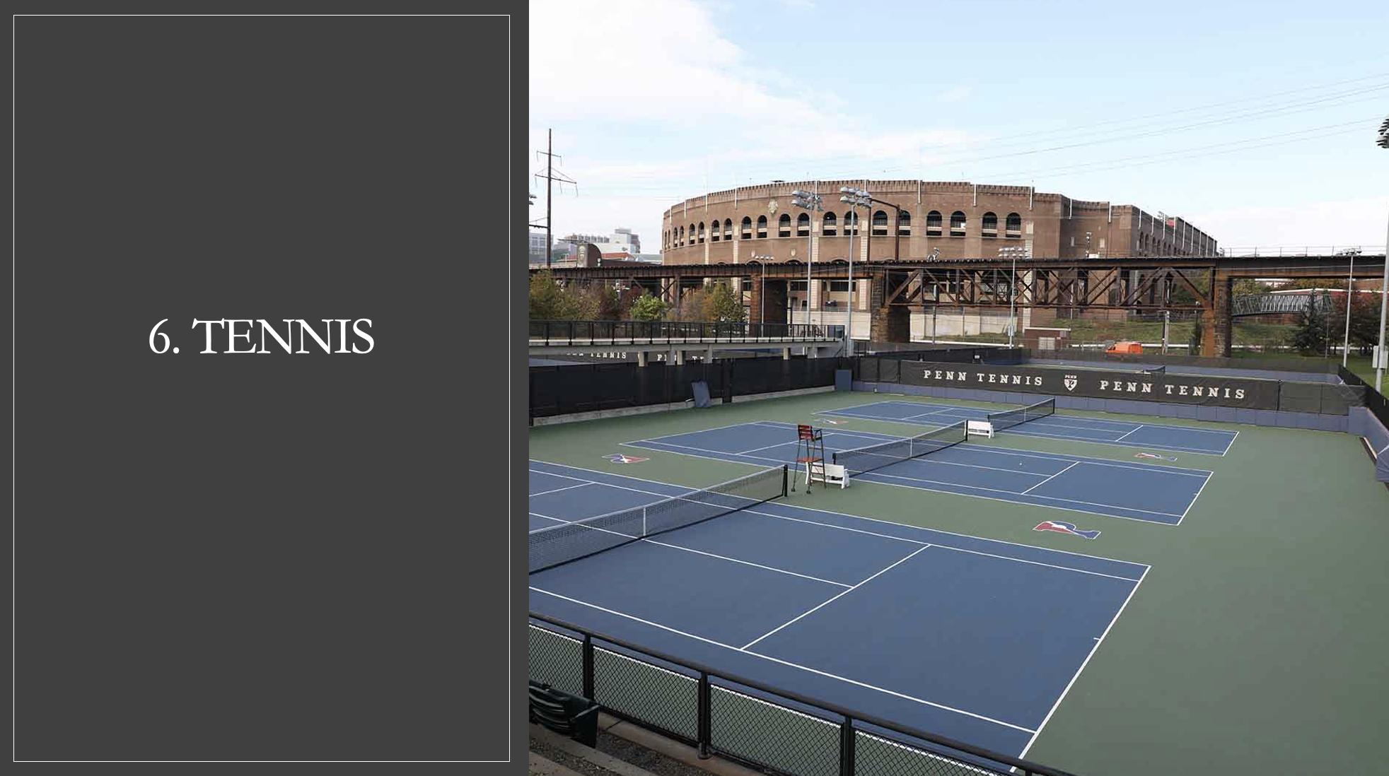 Tennis in Philadelphia