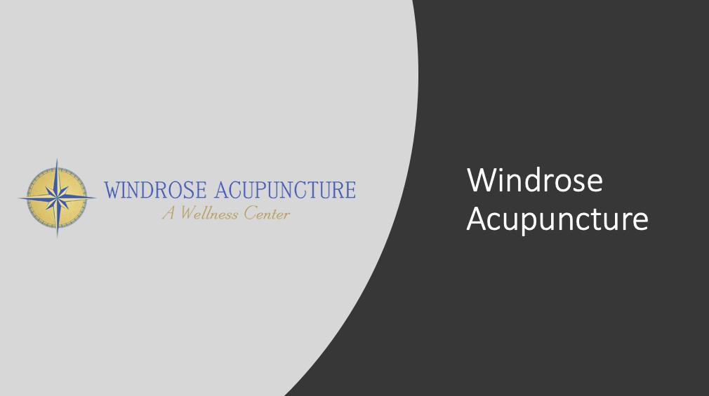 Windrose Acupuncture