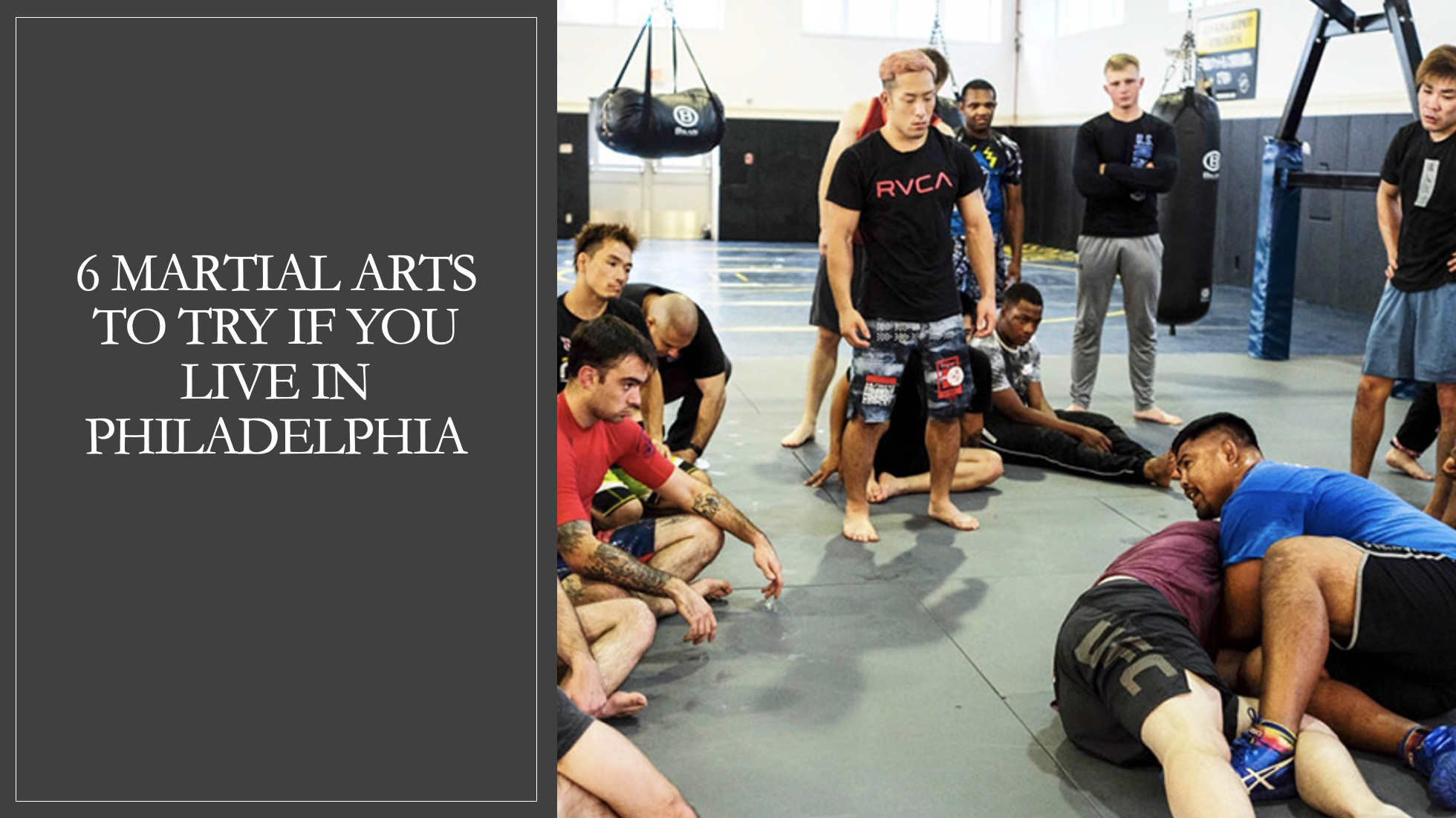 martial arts to try out in philadelphia